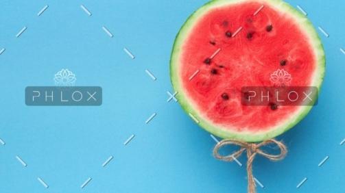 demo-attachment-399-watermelon-balloon-on-blue-background-creative-57PNH8Q